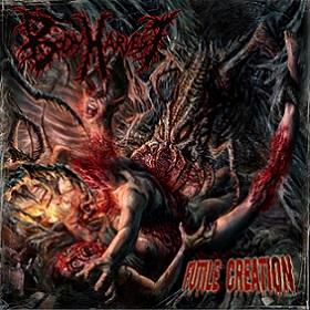 BODY HARVEST (UK) – 'Futile creation' CD