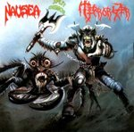 TERRORIZER / NAUSEA (USA) – split demos CD