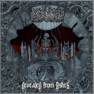 MORBIDITY – 'Revealed from Ashes' CD