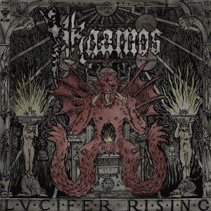KAAMOS (Swe) – 'Lucifer Rising' CD
