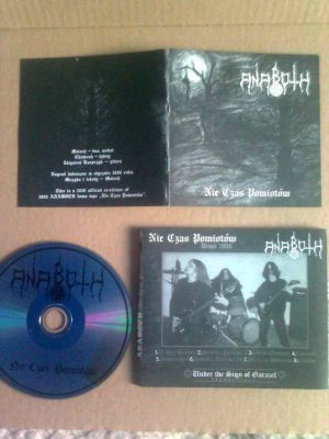 ANABOTH (Pol) – 'Nie czas pomiotow' CD
