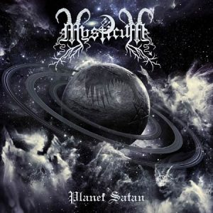 MYSTICUM (Nor) – 'Planet Satan' CD Digibook