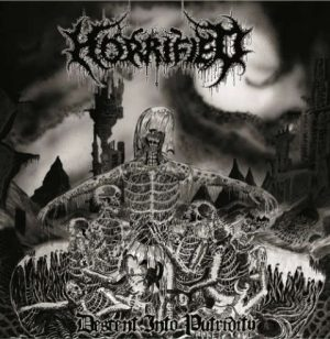 HORRIFIED (UK) – 'Descent into Putridity' CD