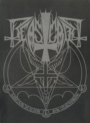 BEASTCRAFT (Nor) – 'Baptised in Blood and Goatsemen' CD A5 Digibook