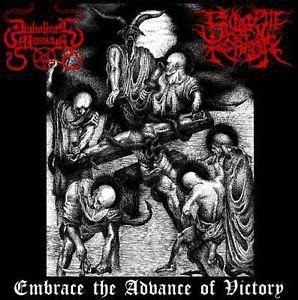 DIABOLICAL MESSIAH / SWARM OF TERROR (Chi) – split CD