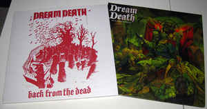 DREAM DEATH (USA) – 'Back From The Dead' D-LP Gatefold
