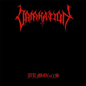 DAMNATION (Pol) – 'DEMO(n)S' LP Gatefold