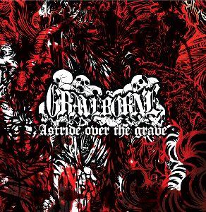 GRAVEBORNE (FIN) – 'Astride Over The Grave' 10'MLP Gatefold