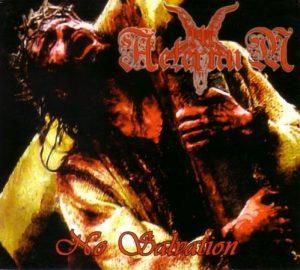 IN AETERNUM (Swe) – 'No Salvation' MCD Digipack