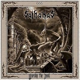SATHANAS (USA) – 'Worship the Devil' CD