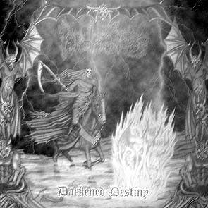 TARTAROS (Nl) – 'Darkened Destiny' CD