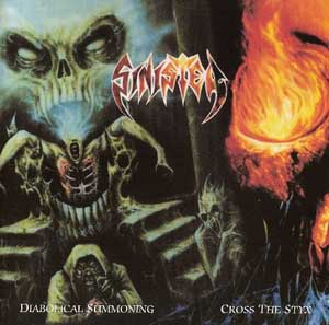 SINISTER (Nl) – 'Cross the Styx/Diabolical Summoning' CD
