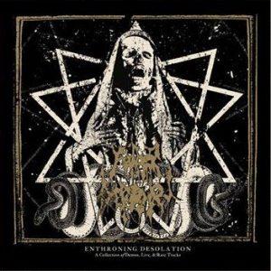 FATHER BEFOULED (USA) – 'Enthroning Desolation' CD