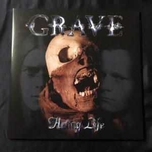 GRAVE (Swe) – 'Hating Life' LP Gatefold