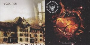 PORTAL / RITES OF THY DEGRINGOLADE (Aus/Can) – 'The Sweyy/Our Dreadfull Sphere' CD