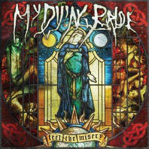 MY DYING BRIDE (UK) – 'Feel the Misery' CD Digipack