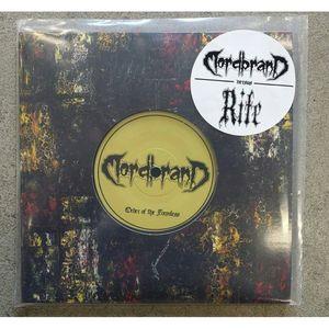 """MORDBRAND / RITE (Swe) – split 7""""EP"""