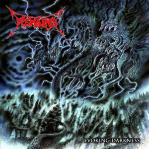 REMAINS (Mex) – 'Evoking Darkness +bonus' CD