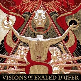 CIRITH GORGOR (Nl) – 'Visions of Exalted Lucifer' CD A5-Digibook