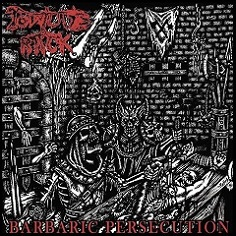 TORTURE RACK (USA) – 'Barbaric Persecution' CD