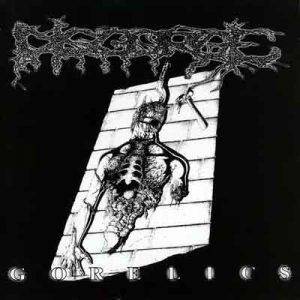 DISGORGE (Mex) – 'Gorelics' CD