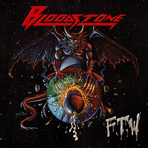 BLOODSTONE (Sing) – 'F.T.W.' CD