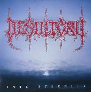 DESULTORY (Swe) – 'Into Eternity' LP Gatefold (2016 version)