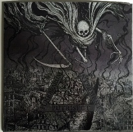 "FUNEBRARUM / PUTRISECT / INTERMENT split 7""EP"