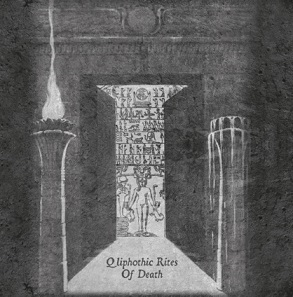 "SEVENTH XUL (Gr) – 'Qliphothic Rites of Death' 7""EP Gatefold"