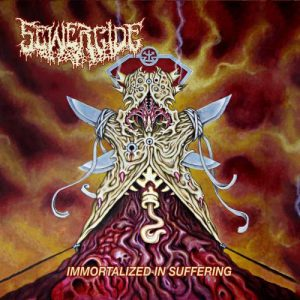 SEWERCIDE (Aus) – 'Immortalized In Suffering' CD