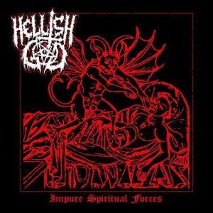 HELLISH GOD (It) – 'Impure Spiritual Forces' MCD