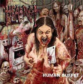 HEADROT (USA) – 'Human Buffet' CD