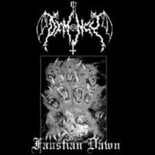 DEMONCY (USA) – 'Faustian Dawn / Within the Sylvan Realms of Frost' 2-CD Digipack