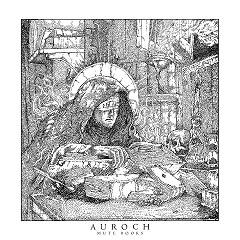AUROCH (Can) – 'Mute Books' CD