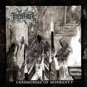 UNCOFFINED (UK) – 'Ceremonies of Morbidity' CD