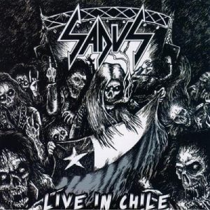 SADUS (USA) – 'Live in Chile' CD