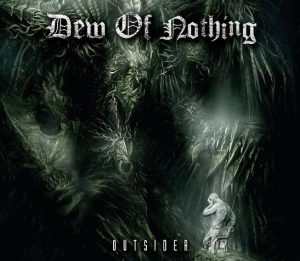 DEW OF NOTHING (Mex) – 'Outsider' CD
