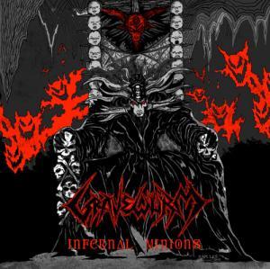 GRAVEWURM (USA) – 'Infernal Minions' CD