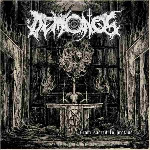 DEMONOS (India) – 'From Sacred to Profane' MCD