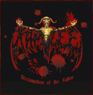 """KAM LEE (USA) – 'Reclamation of the Fallen' 7""""EP"""
