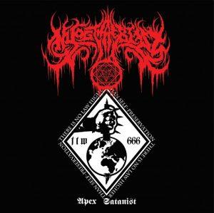 NYOGTHAEBLISZ (USA) – 'Apex Satanist' MCD