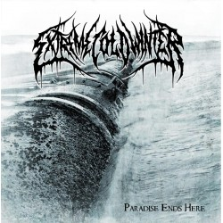 EXTREME COLD WINTER (Nl) – 'Paradise Ends Here' CD