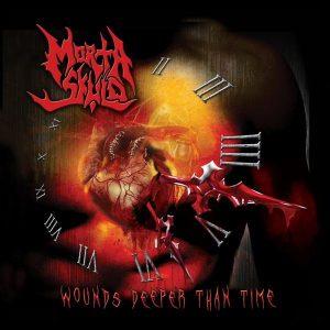 MORTA SKULD (USA) – 'Wounds Deeper Than Time' CD Digipack