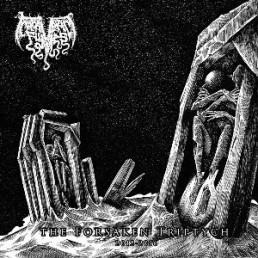 CADAVERIC FUMES (Fra) – 'The Forsaken Triptych 2012-2016' CD