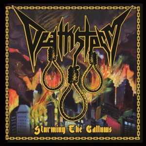 DEATHSTORM (Aus) – 'Storming the Gallows' CD