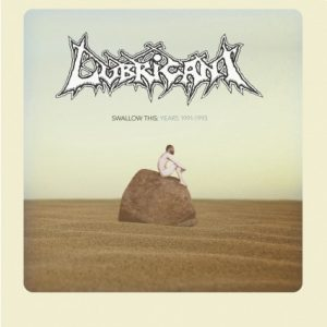 LUBRICANT (Fin) – 'Swallow This' CD Digisleeve