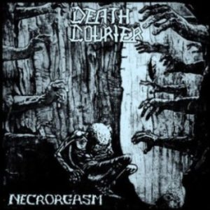 DEATH COURIER (Gr) – 'Demo and EP' LP