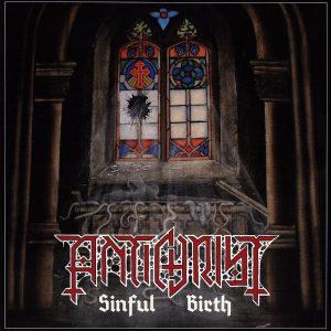 ANTICHRIST (Swe) – 'Sinful Birth' CD