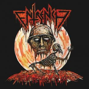 ENTRENCH (Swe) – 'Through the Walls of Flesh' CD