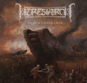 HERESIARCH (NZ) – 'Death Ordinance' LP Gatefold